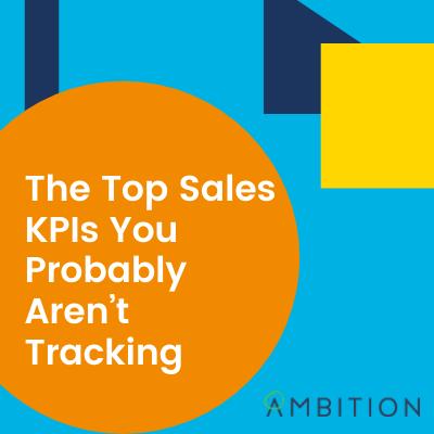 Copy of The Top Sales KPIs - Webinar